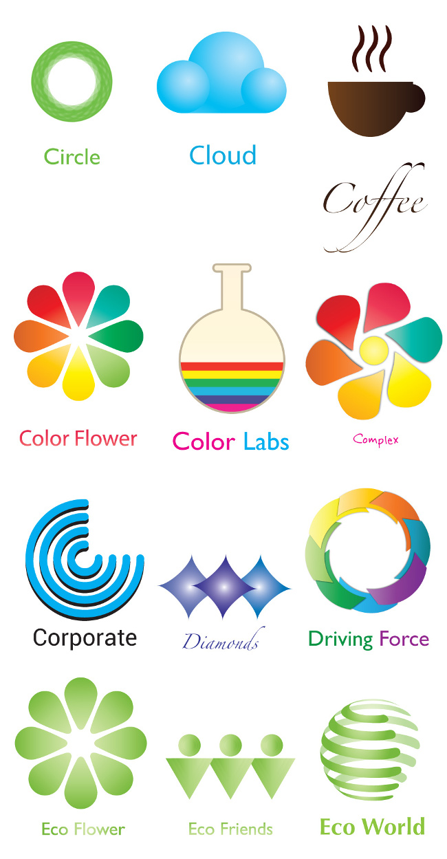 Customizable & Stunning Logo Templates