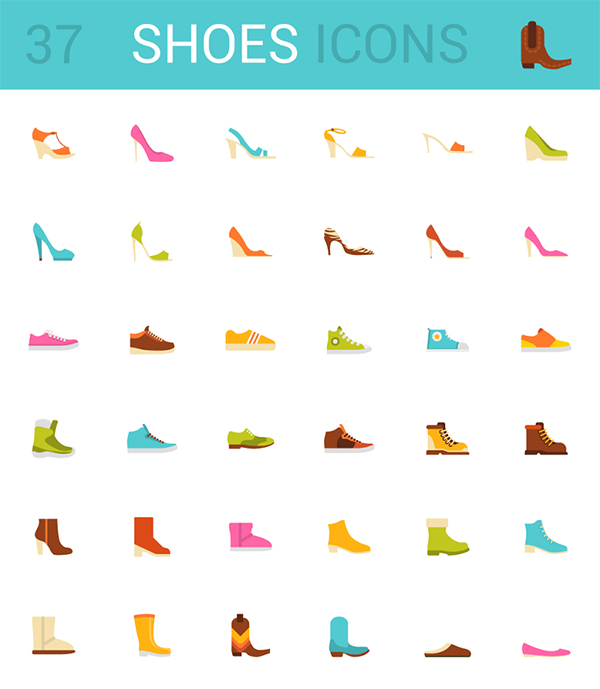 shoes-icons