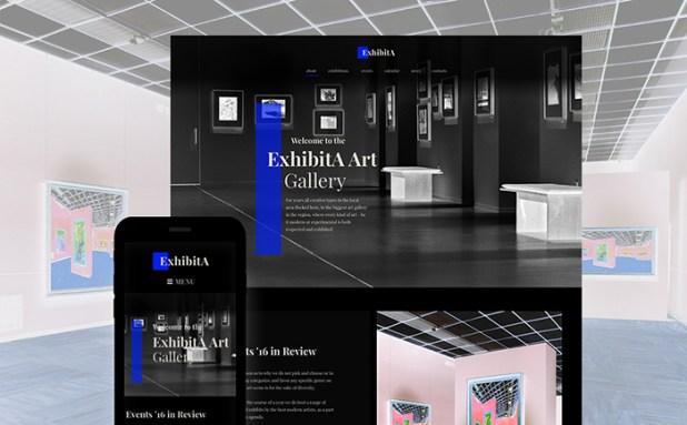 Art Museum WordPress Theme