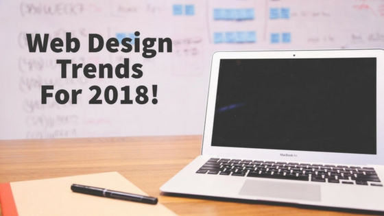 Image result for Top 10 Web Design Trends for 2018