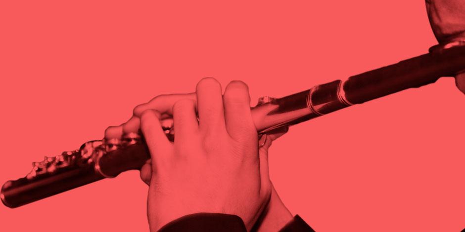 Convocatoria de pruebas de selección de ayuda de solista de flauta