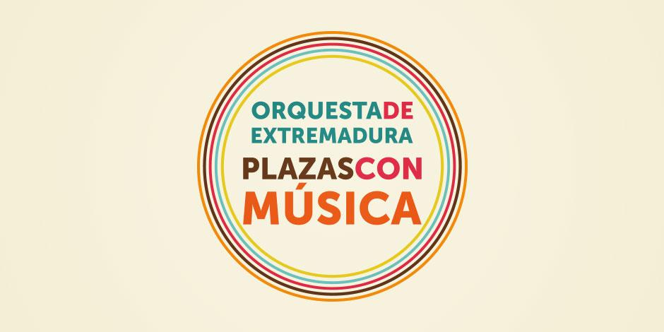 La Orquesta de Extremadura traslada sus últimos conciertos de Plazas con Música a cubierto