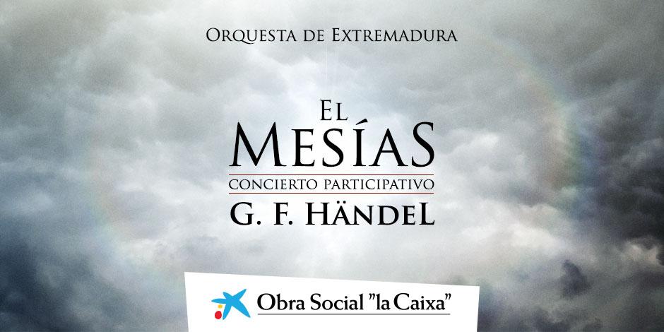 Concierto participativo del Mesías de Händel