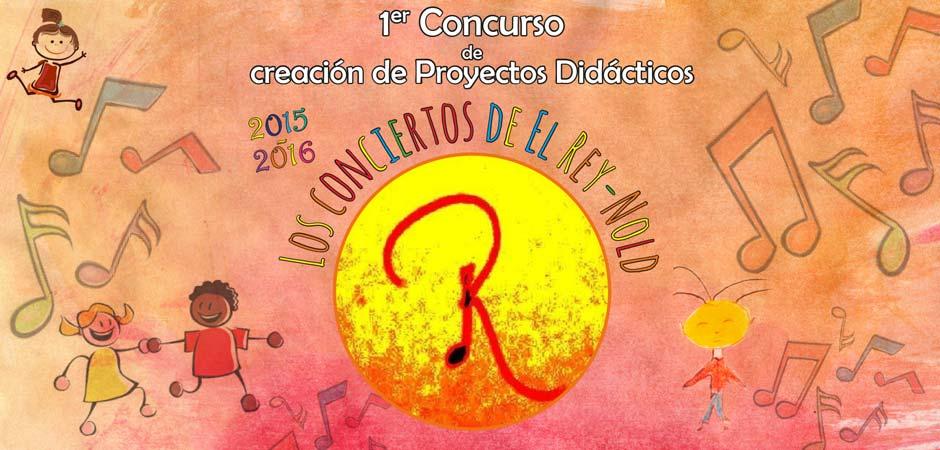 I Concurso de Creación de Proyectos Didácticos de la Orquesta de Extremadura
