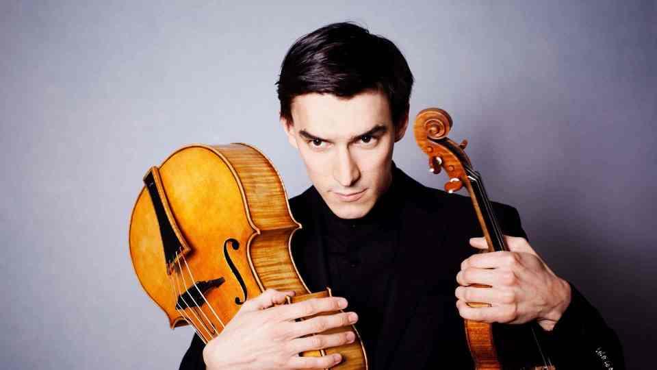 Recital sobre Vivaldi firmado por Sergey Malov