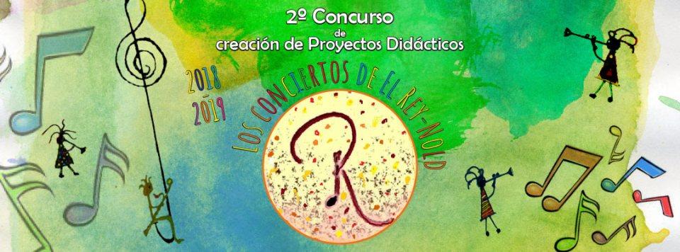 II Concurso de Creación de Proyectos Didácticos
