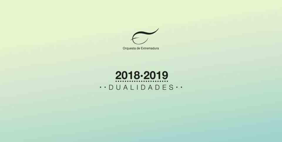 Presentamos la temporada 2018-2019