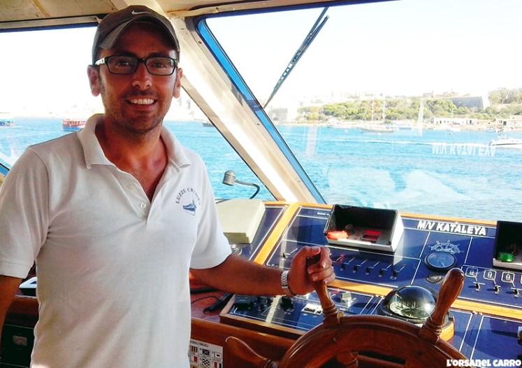 crociera Gozo Comino con Luzzu Cruises