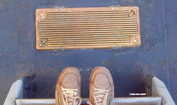 scarpe orsa