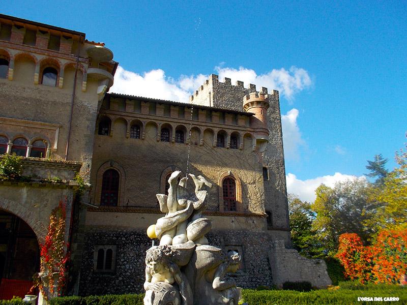 Campania itinerari alternativi Villa d'Ayala Valva