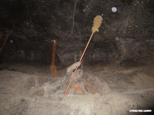 minatori miniera di sale