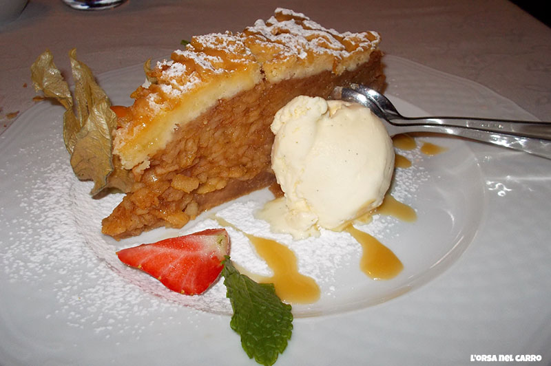 cracovia torta di mele