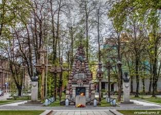 Altare Milite Ignoto Kaunas