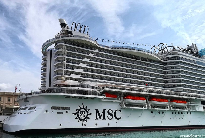 Crociera Msc Seaview