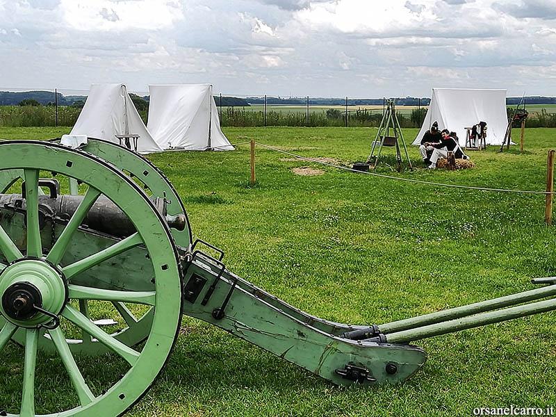 Bivacco Waterloo