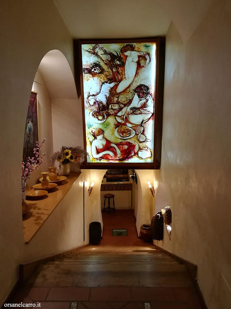 Taverna Oraziana ingresso