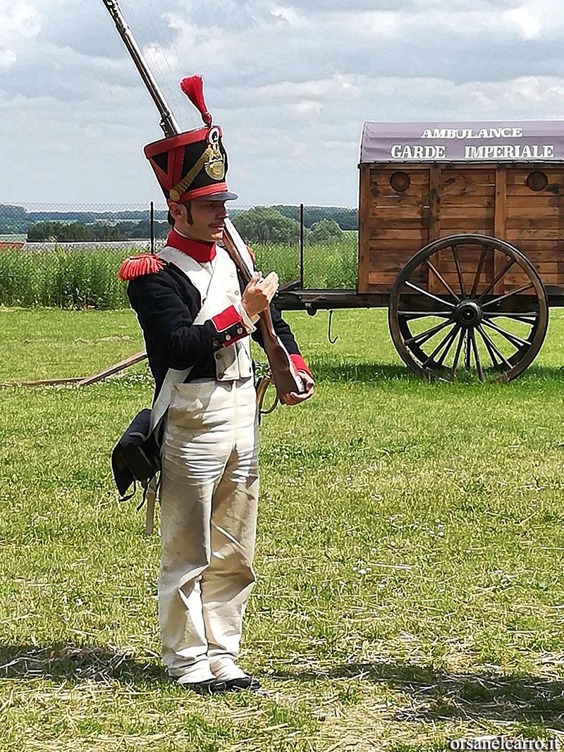 Campo di battaglia di Waterloo