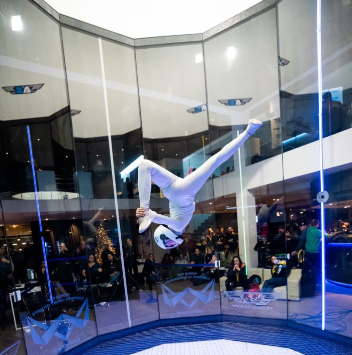 Airspace Indoor Skydiving Belgio