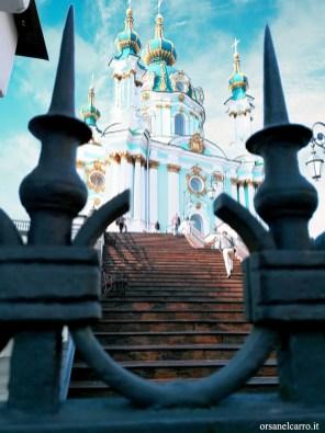 Cattedrale Sant'Andrea Kiev
