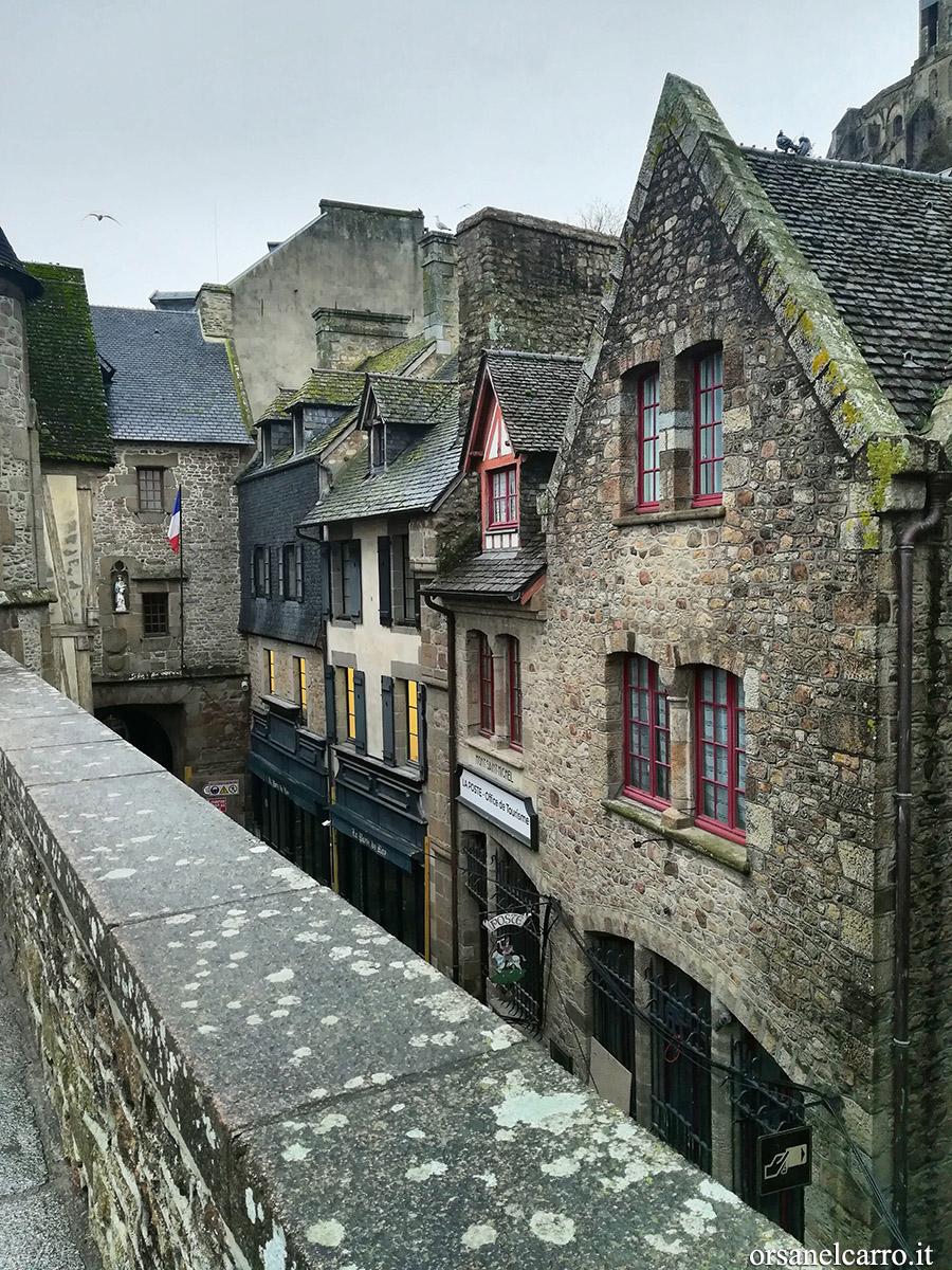intra muros Mont Saint-Michel