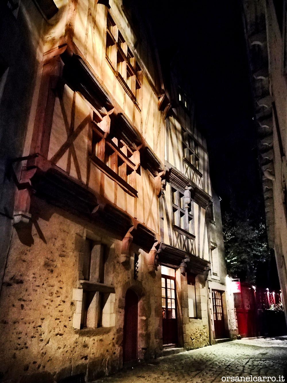 Itinerario Francia del Nord Nantes