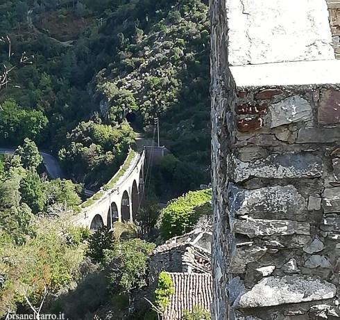 San Severino di Centola ponte fascista