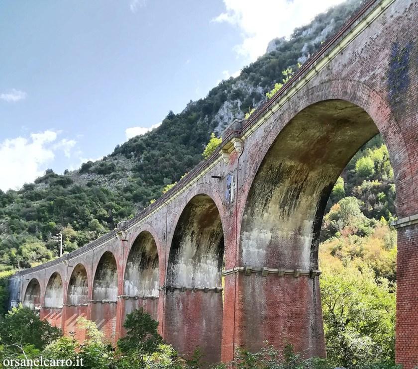 Architettura fascista Ponte ferroviario Mingardo