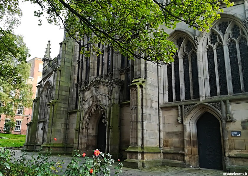 Nottingham St Mary's Church