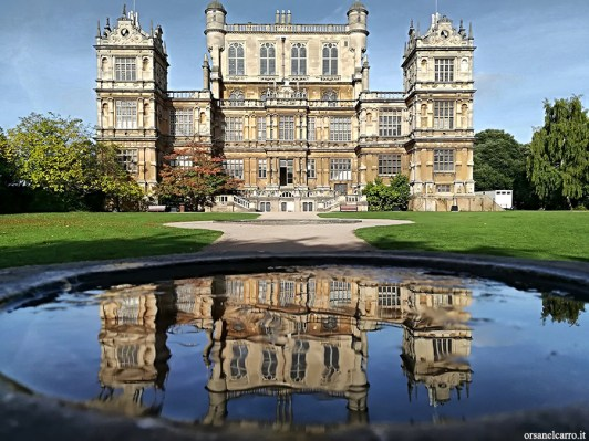 Cosa vedere a Nottingham Wollaton Hall
