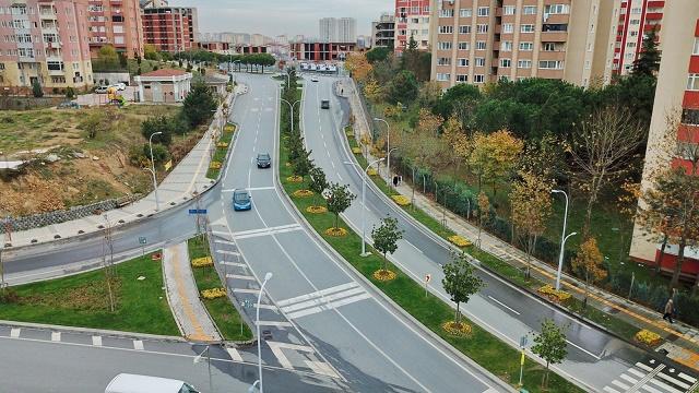 Başakşehirin çehresi Prestij Caddelerle Değişiyor Orsiad