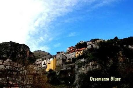 ORSOMARSO   - Crivo di Santa Cruce