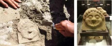 KAULONIA - Antefissa-a-forma-di-testa-di-gorgone-fine-VI-secolo-a.C.-in-corso-di-scavo-ed-esposta.jpg