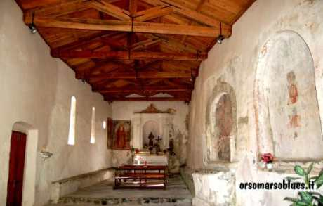 ORSOMARSO - - Cappella di Santo Linardo