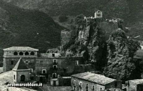 ORSOMARSO - Torre dell'orologio e Palazzo Baronale