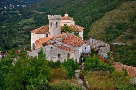 LAINO - Chiesa di san Teodoro