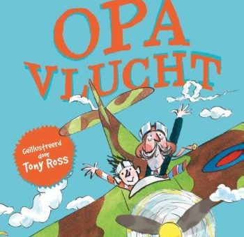Opa Vlucht - Cover
