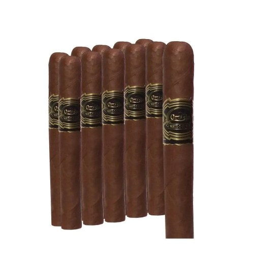 Serie D Black Robusto 5 x 50