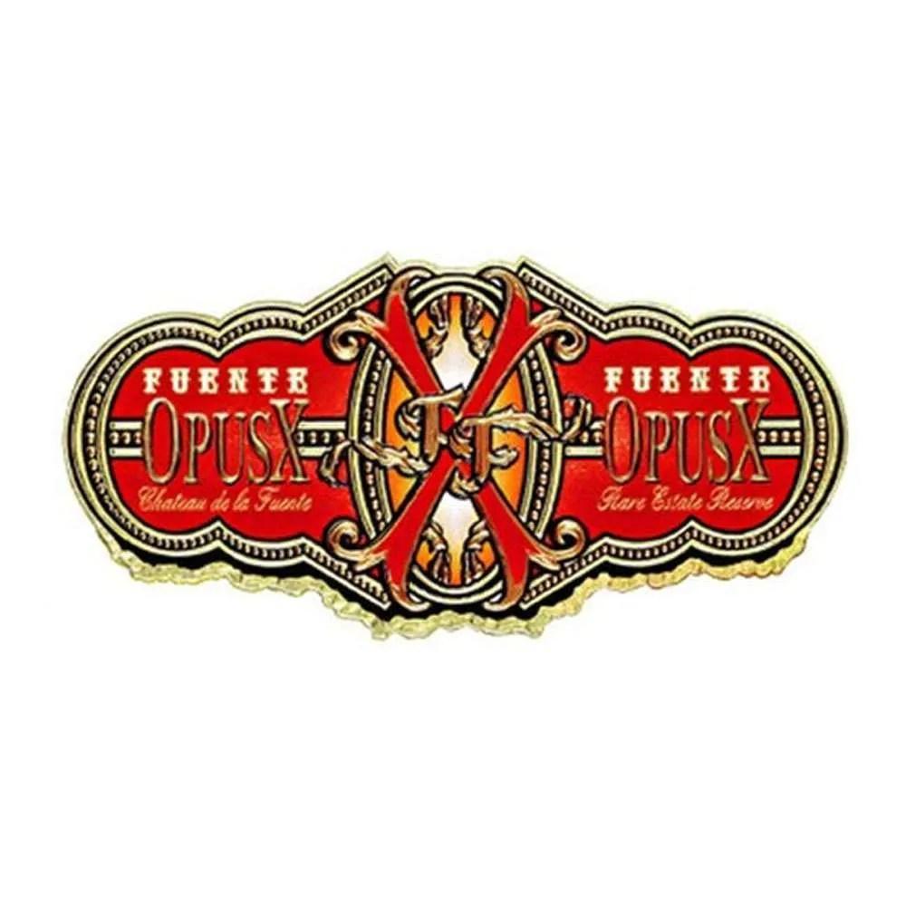 opus x cigars logo