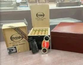 ortega cigars july prize