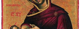 Vatican plea for change in outlook on the Theotokos