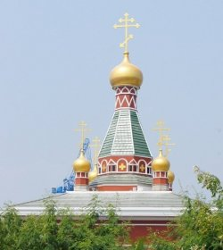 Church of Saint Nicholas Wonder-worker, archbishop of Mira in Lycia (Bangkok, the Kingdom of Thailand)
