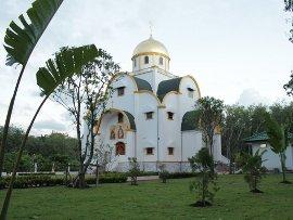 Holy Trinity church in Phuket (September 2012)