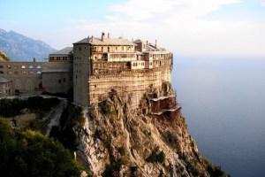 Il monastero di Simonos Petras