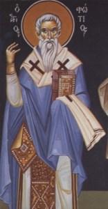 San Fozio di Costantinopoli