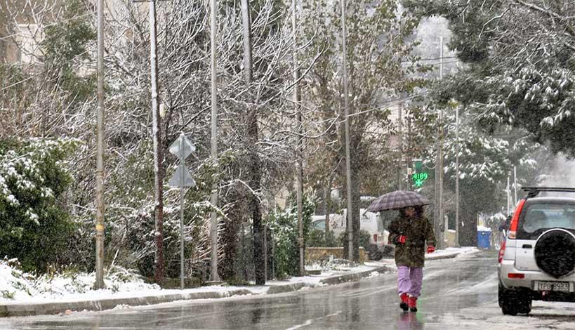Καιρός: Η Πρόγνωση του Καιρού για σήμερα Παρασκευή 16 Δεκεμβρίου