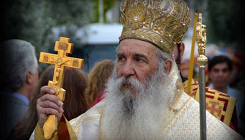 Μητροπολίτης Μόρφου κ. Νεόφυτος : Η Γέννα του Χριστού μέσα στη Θεία Λειτουργία