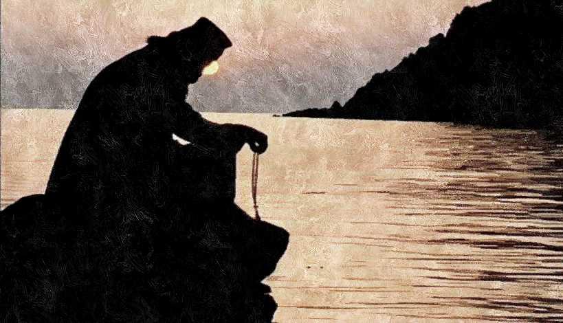 Άγιον Όρος και κόσμος, η προσευχή των αγιορειτών πατέρων