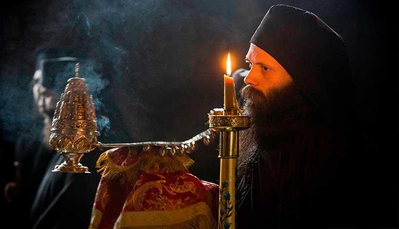 Άγιον Όρος - Ευλογητάρια