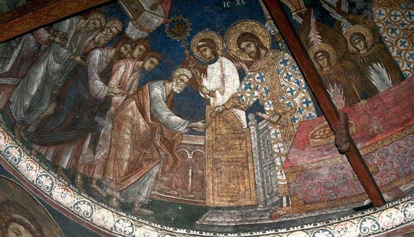 Γίνεται Θεία Λειτουργία μονάχα με την παρουσία του ιερέα;