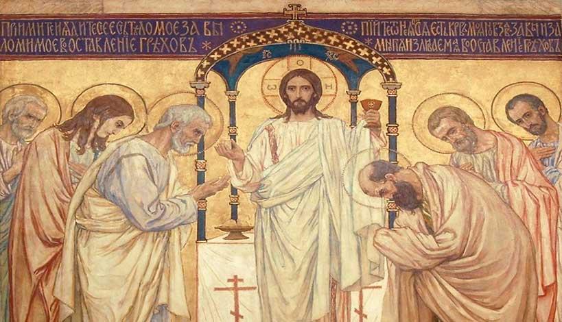 Όποιος κοινωνεί αμετανόητος θα τιμωρηθεί τόσο αυστηρά, όσο και οι σταυρωτές του Χριστού